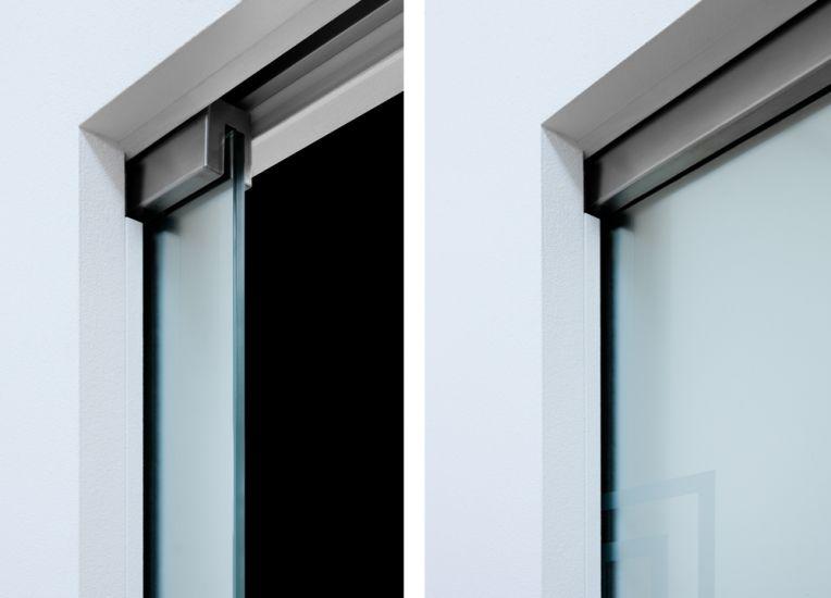 Vitro Syntesis - комплект для стеклянной двери